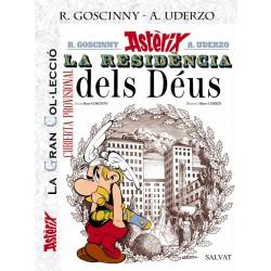 Astèrix 17 La Residencia dels Deus La Gran Col·lecció Català