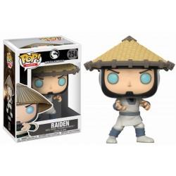 Figura Raiden POP Funko Mortal Kombat Comprar