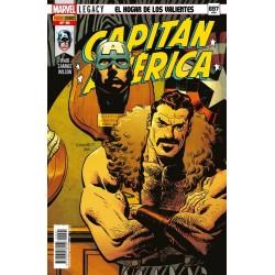 Capitán América 91Panini Comics