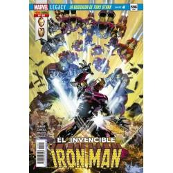 Invencible Iron Man 90 Panini Comics