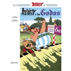 Astérix 3. Astérix y los Godos