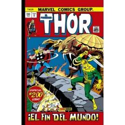 El Poderoso Thor 5. ¡El Fin del Mundo! (Marvel Gold)