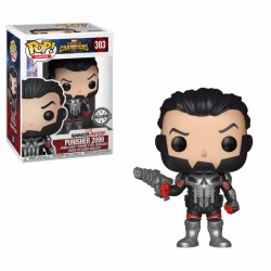 Punisher 2099. Contest of Champions. POP Funko 303