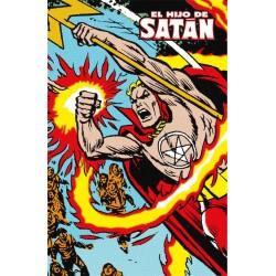 El Hijo de Satan Marvel Limited Edition Comprar Panini
