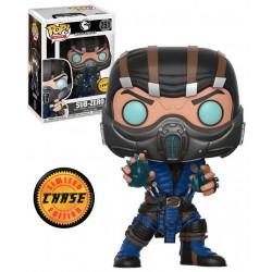 Figura Sub Zero POP Funko Mortal Kombat Comprar Chase Edition
