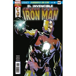 El Invencible Iron Man 91 Panini Comics