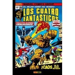 Los 4 Fantásticos 8. ¡Caos en el Gran Refugio! (Marvel Gold)