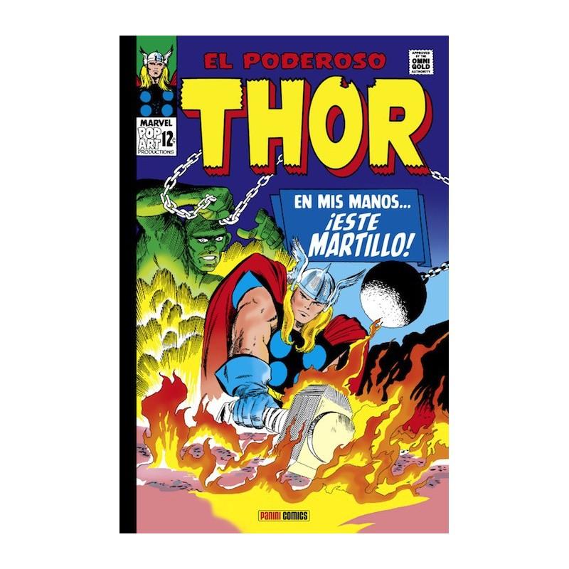 El Poderoso Thor. En Mis Manos... ¡Este Martillo! (Marvel Gold)