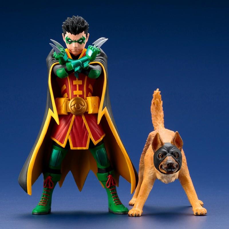 Figura Robin Bat Hound ArtFX+ Kotobukiya Comprar Estatua