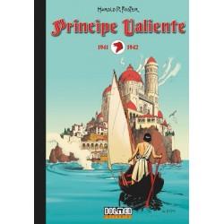 Principe Valiente 1941 1942 Dolmen Comics