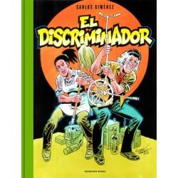 El Discriminador Comic Carlos Giménez