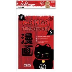Protectores Manga con Cierre Reutilizable Ultra Pro Tamaño S