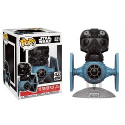 Piloto Tie y Tie Fighter POP Funko 221 Rides Star Wars Comprar