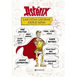 Astérix. Las Citas Latinas Explicadas de la A a la Z