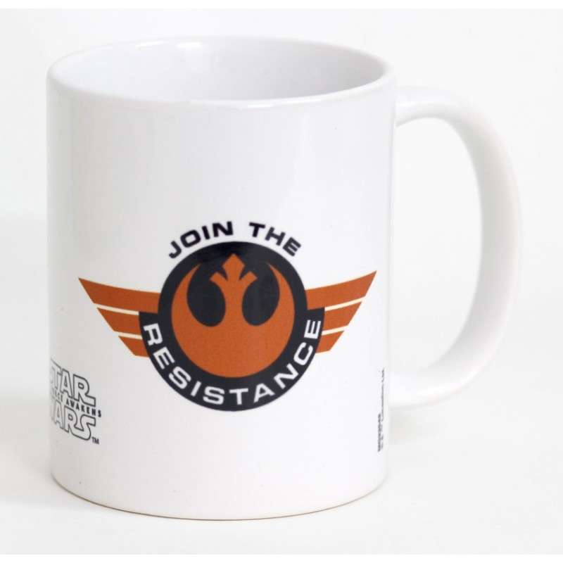 Taza Star Wars. Join the Resistance