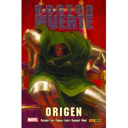 Doctor Muerte. Origen (100% Marvel HC) Panini Comics Barcelona