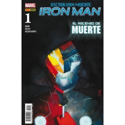 Victor Von Muerte. Iron Man (Colección Completa) Panini Comics