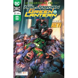 Green Lantern 76 / 21