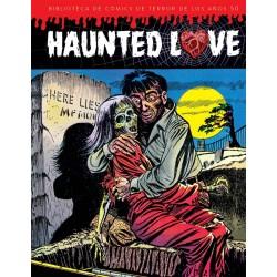 Haunted Love 1 Biblioteca Cómics Terror de los Años 50 Diabolo Comics