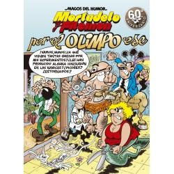 Mortadelo y Filemón Por el Olimpo Ese Ediciones B Magos del Humor