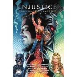 Injustice. Año Tres. Integral