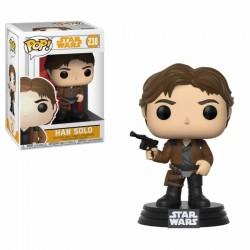 Han Solo POP Funko 238 Star Wars Solo Comprar