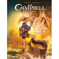 Los Campbell 5. Las Tres Maldiciones Dibbuks Comic