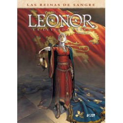 Leonor. La Leyenda Negra Integral Vol. 2 Yermo