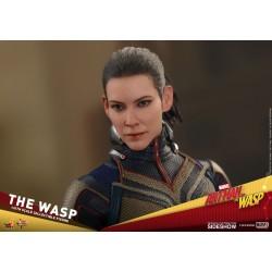Figura Ant Man y la Avispa Wasp Hot Toys Comprar vengadores