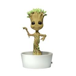 Imagén: Dancing Groot. Guardianes de la Galaxia. Body Knocker (Movimiento Solar)