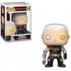 Cable Funko POP Figura Deadpool