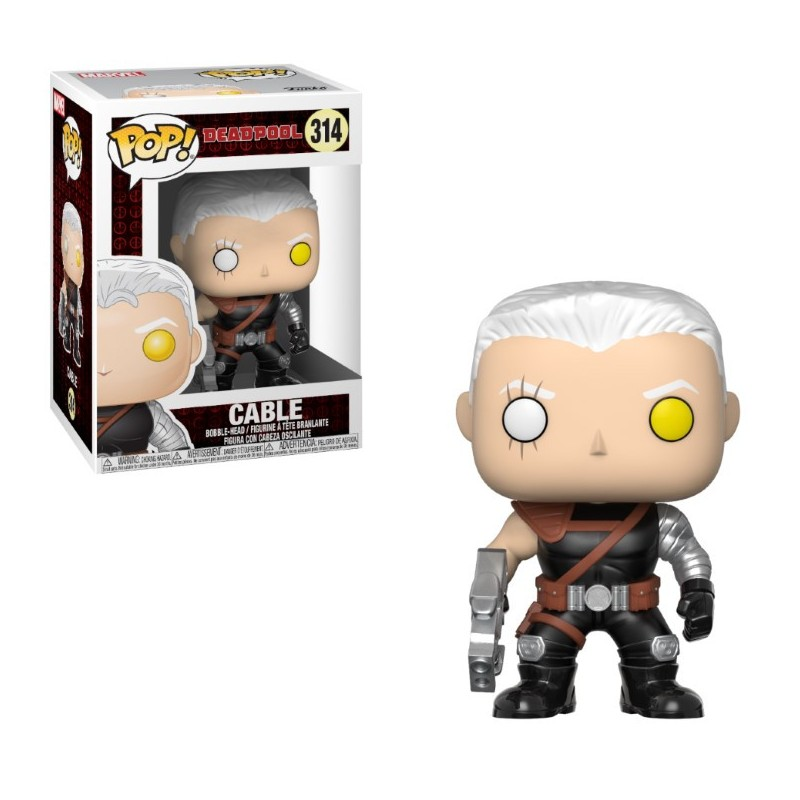 Cable Funko POP Figura Deadpool