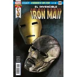 El Invencible Iron Man 92 Panini Comics