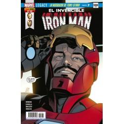El Invencible Iron Man 93 Panini Comics