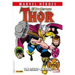 El Poderoso Thor de DeFalco y Frenz 2 (Marvel Héroes 90)