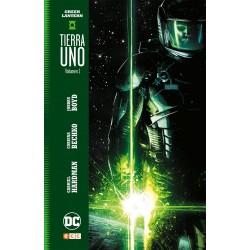 Green Lantern. Tierra Uno 1