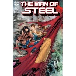 Superman Man of Steel Completa Bendis Comprar