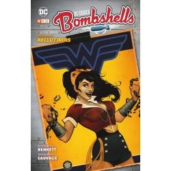DC Comics Bombshells. Reclutadas
