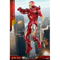 Hot Toys Iron Man Mark VII Avengers Figura Comprar