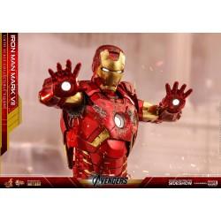 Hot Toys Iron Man Mark VII Avengers Figura Comprar