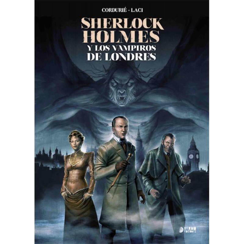 Sherlock Holmes y Los Vampiros de Londres Yermo Ediciones Comprar