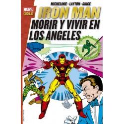 Iron Man. Morir y Vivir en Los Ángeles (Marvel Gold)