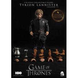 Figura Tyrion Lannister Deluxe Version Juego de Tronos Three Zero Comprar
