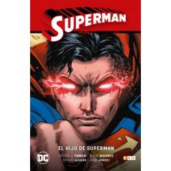 Superman Vol. 1. El Hijo de Superman DC Comics ECC Ediciones
