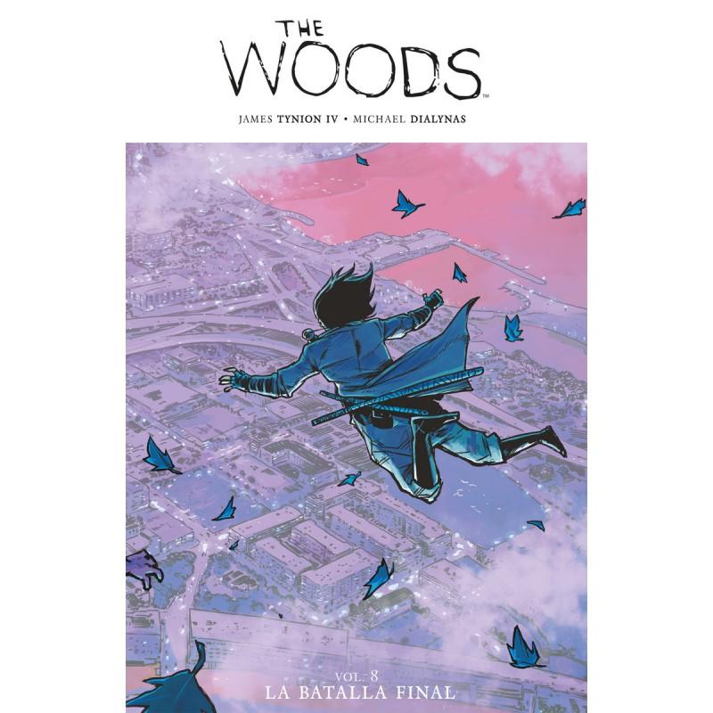 The Woods 8. La Batalla Final