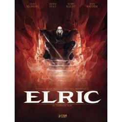 Elric. El Trono de Rubí