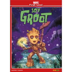 Marvel First Level 2. Soy Groot