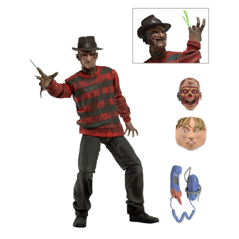 Freddy Krueger Ultimate Neca Pesadilla Elm Street Figura Comprar NECA