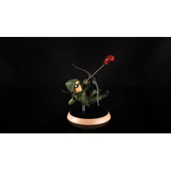 Figura Green Arrow Exclusive Quantum Mechanix Comprar