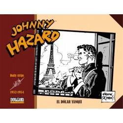 Johnny Hazard 1952-1954 Comprar Dolmen Editorial